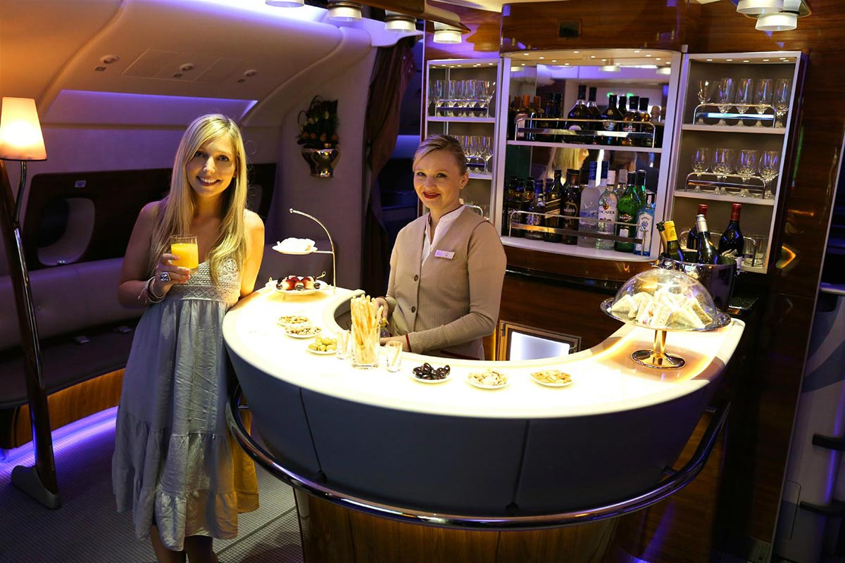 A 18000 Dollar Flight In The Emirates First Class Suite