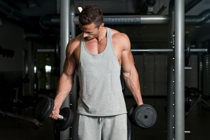 Muscle  Strength Full Body Workout Routine Muscle  Strength