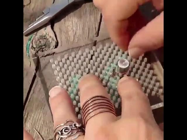 Wire We Here Jewelry Handmade Chain
