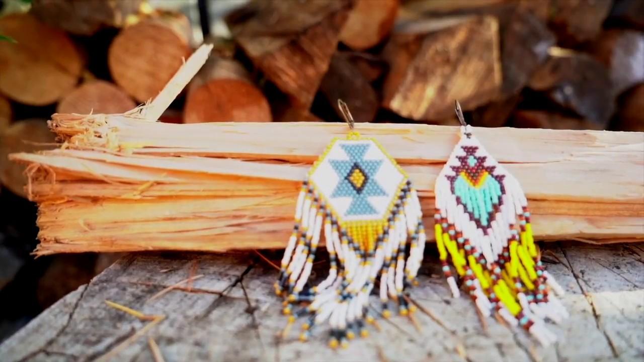 Woven Ritual Handmade Beadwork Jewelry By Adrienne Mullinax