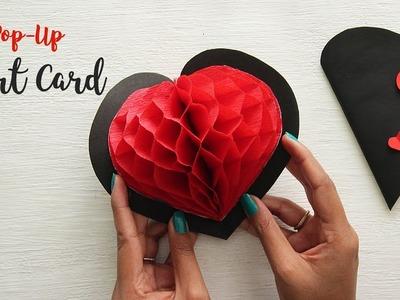 Handmade Card Idea For Boyfriend Valentines Day Card Ideas