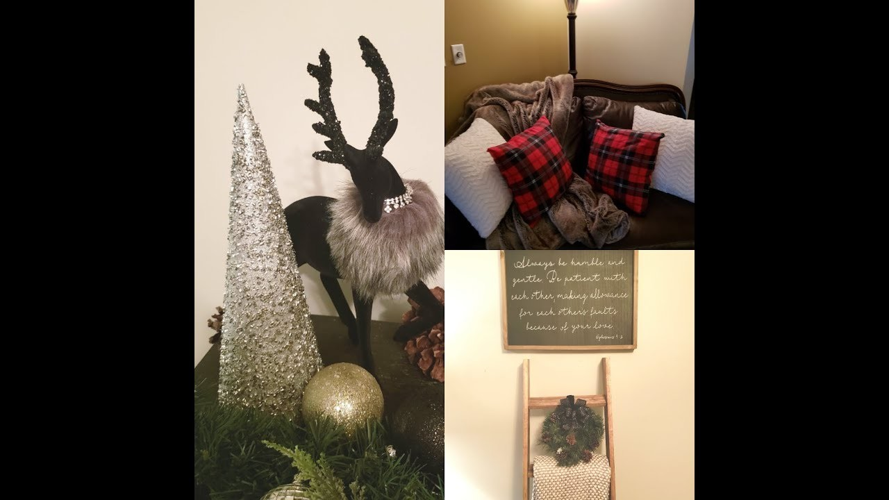 3 Diy Christmas Decor Ideas Easy And Beautiful