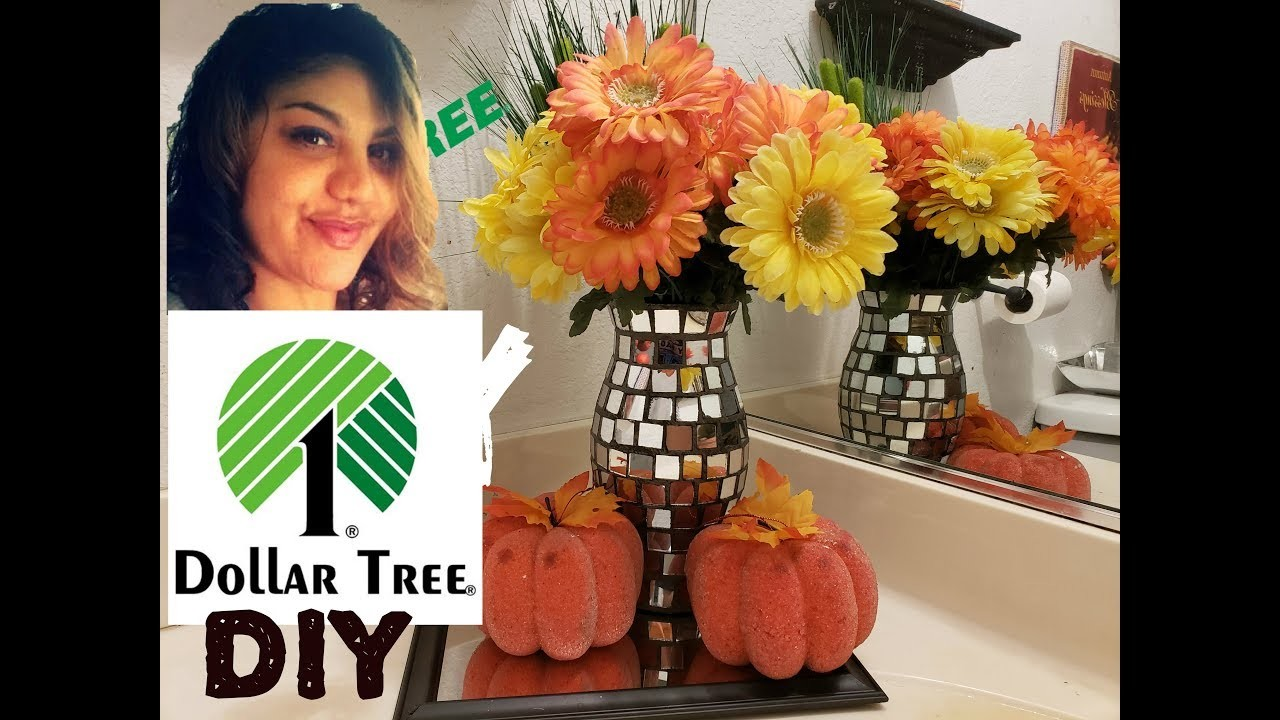 Dollar Tree Diy Thanksgiving Bathroom Decor