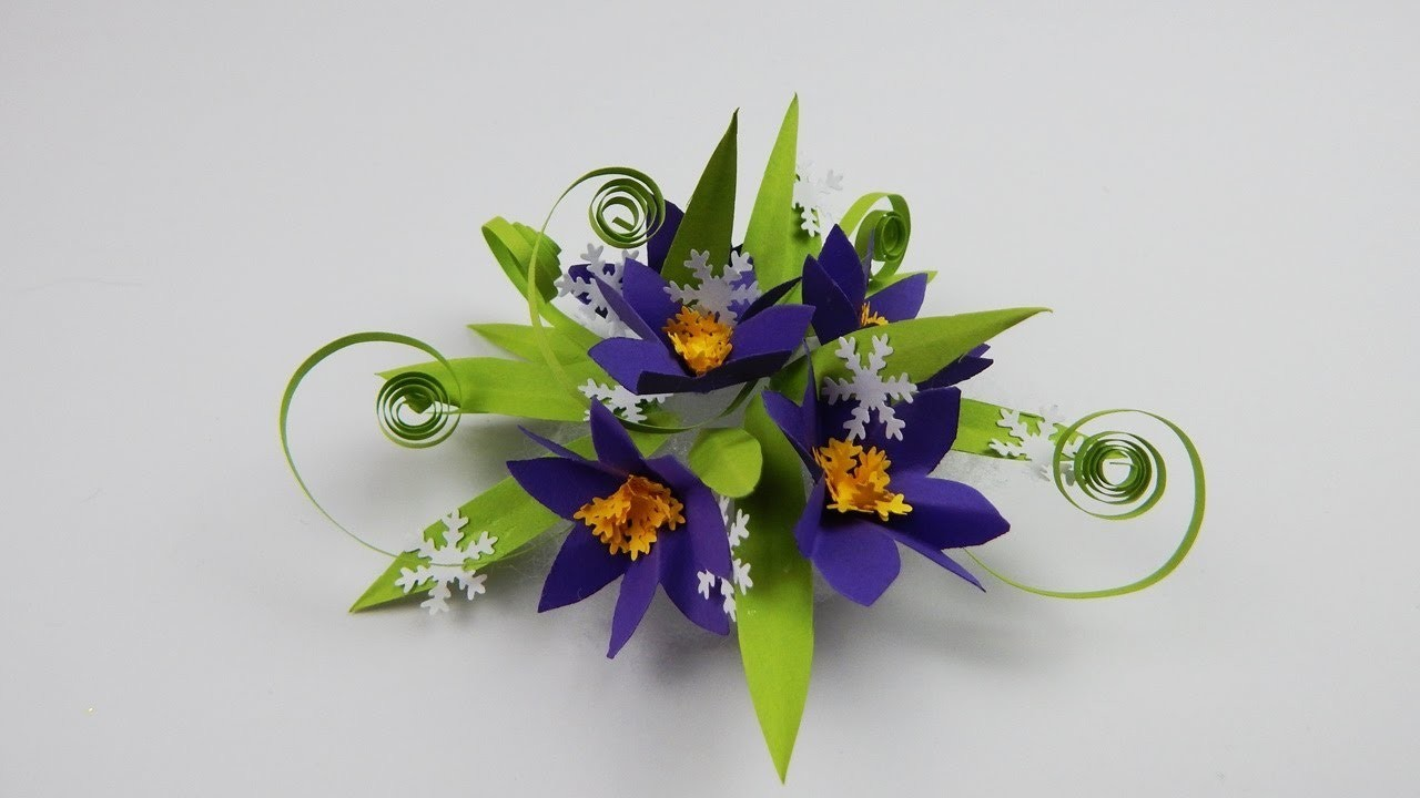 Dekorieren Mit Blumen Decoration Flowers Diy Papercraft Flower Dekoration Blumen Deko