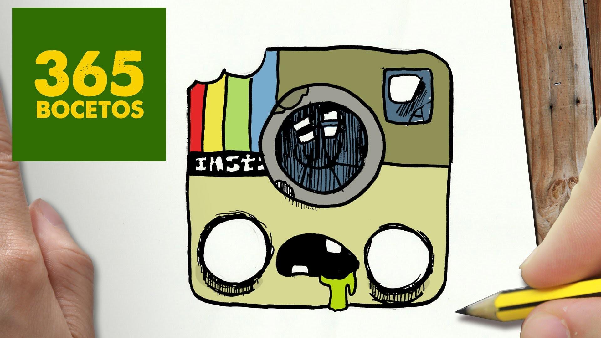 Cool Gravity Falls Wallpaper Como Dibujar Logo Instagram Zombie Kawaii Paso A Paso