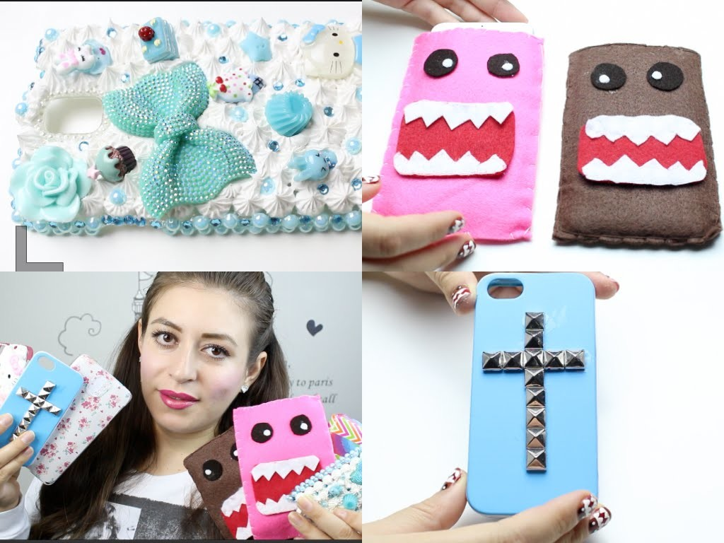 Decorar Fundas De Movil 6 Ideas Como Decorar Caratula De Tu Celular