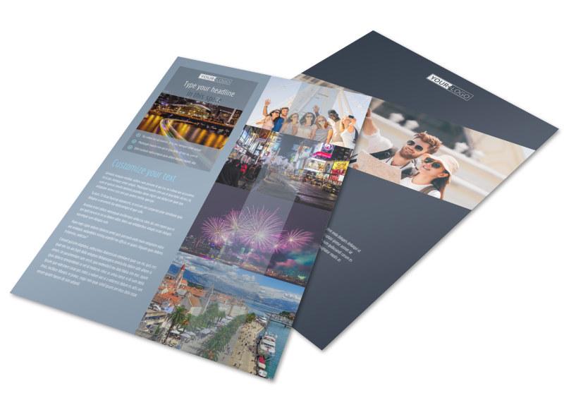 City Tour Flyer Template MyCreativeShop