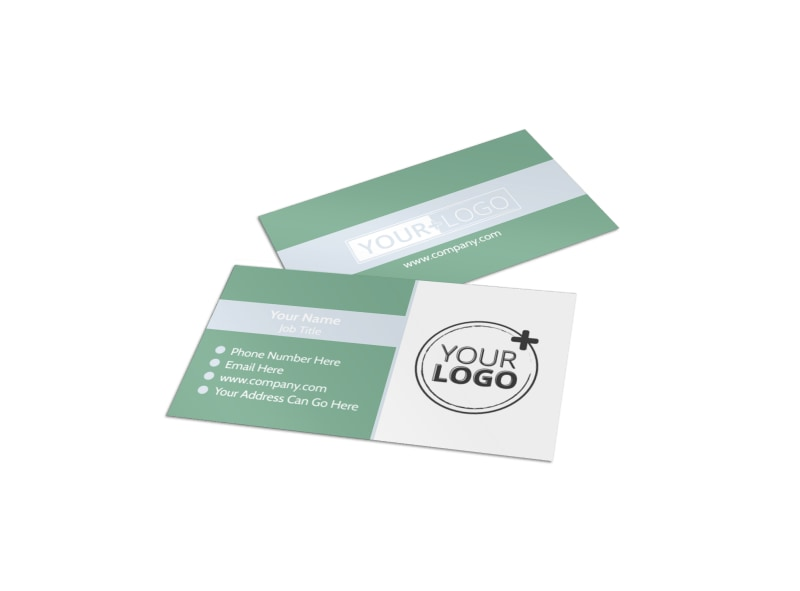 Special Event Caterers Business Card Template MyCreativeShop