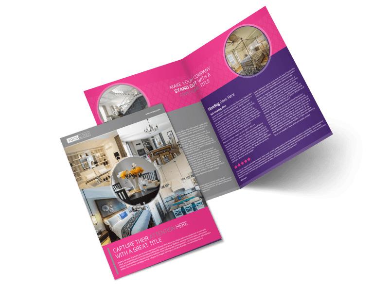 house brochures template