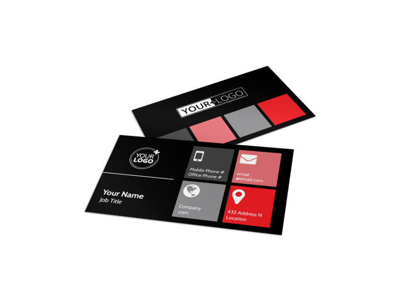 Popular Night Club Business Card Template MyCreativeShop - club card design