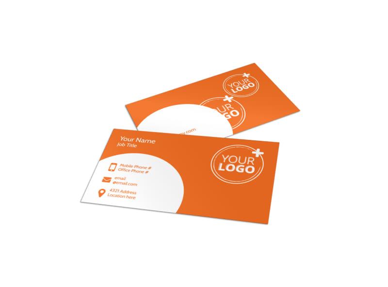 Kids Party Supply Rental Business Card Template MyCreativeShop