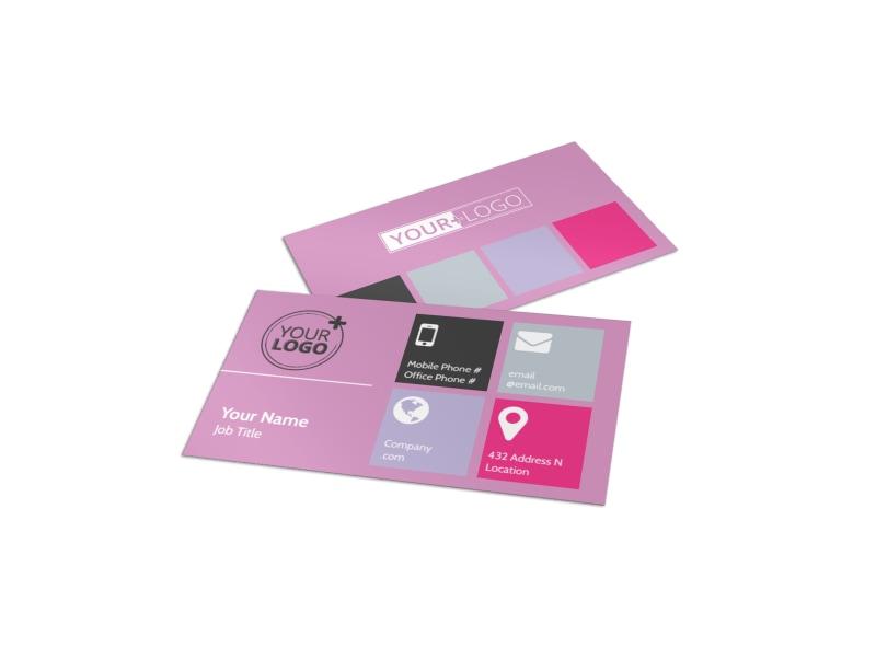 Wedding  Portrait Photography Business Card Template MyCreativeShop