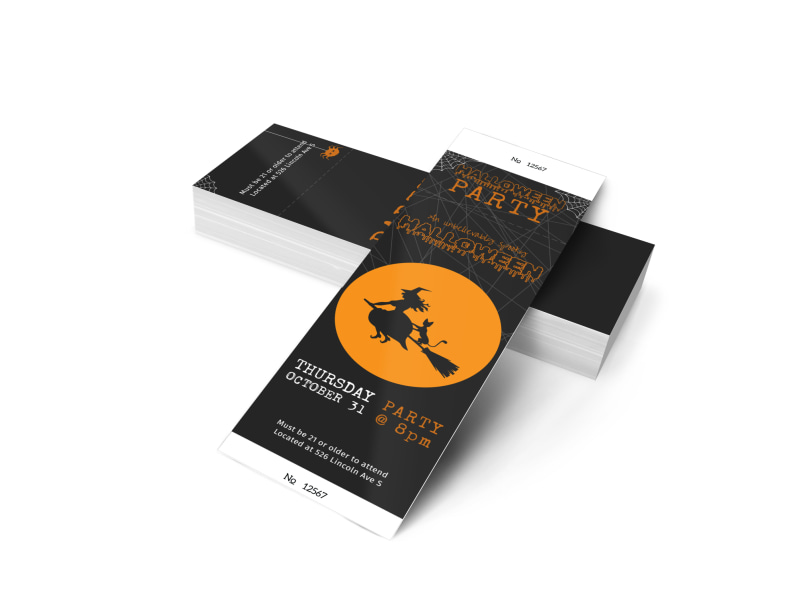 Education Door Hanger Template Halloween | Cover Letter Zakonczenie
