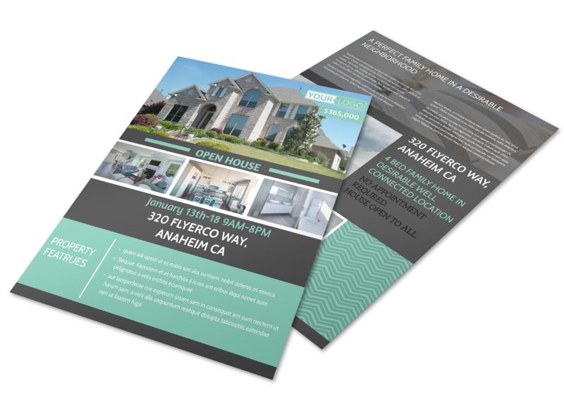 Real Estate Flyer Templates MyCreativeShop