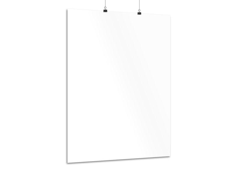 Blank Poster Templates MyCreativeShop