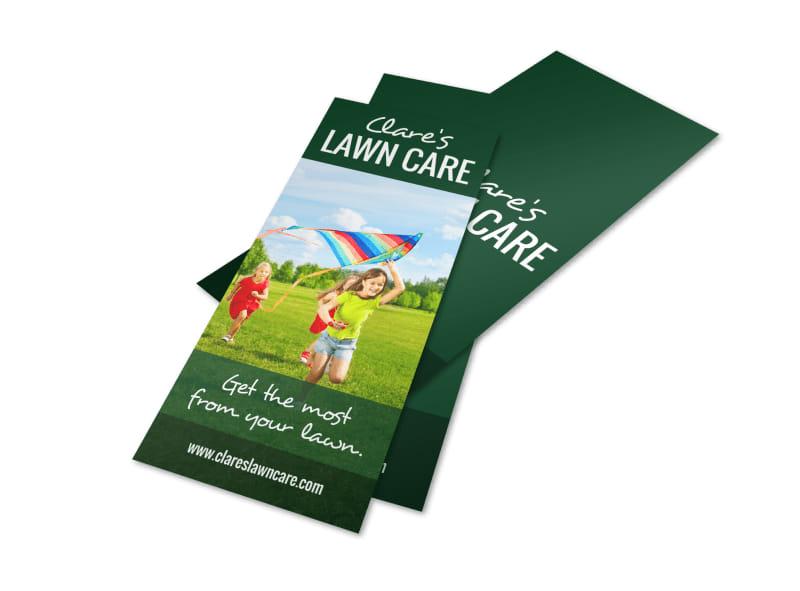 Lawn Care Flyer Templates MyCreativeShop