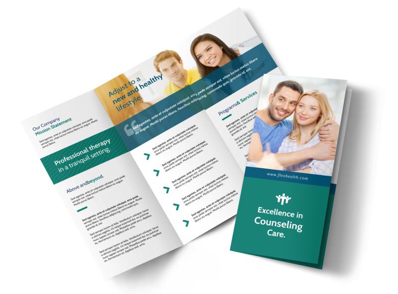 Medical  Health Care Brochure Templates MyCreativeShop
