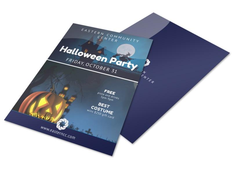 Party Flyer Templates MyCreativeShop