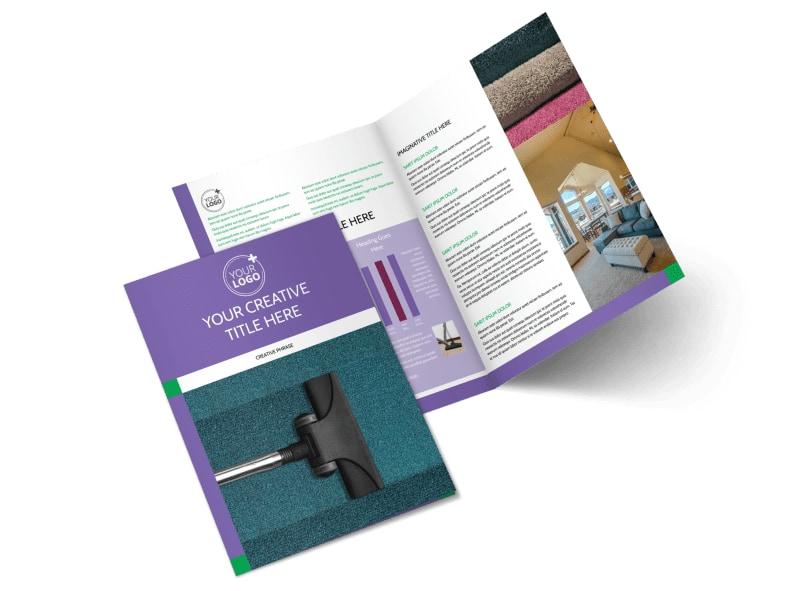 Carpet Cleaning Brochure Template MyCreativeShop