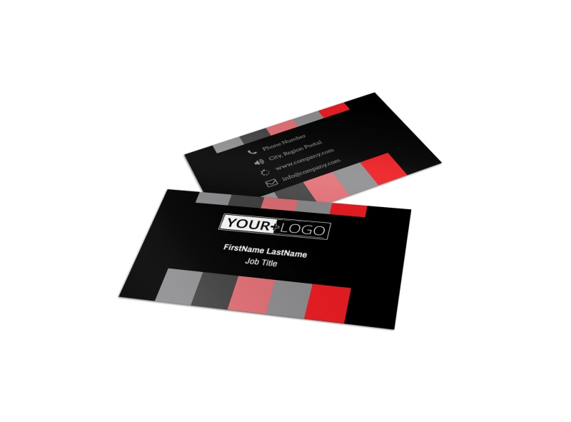 Creative Web Designers Business Card Template MyCreativeShop