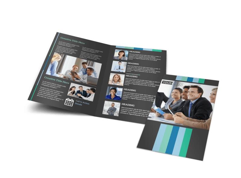Conference Brochure Template - Design Templates - conference brochure template