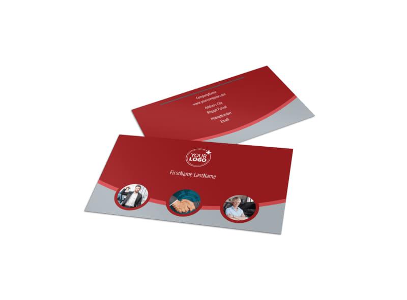 car dealer business cards - Baskanidai