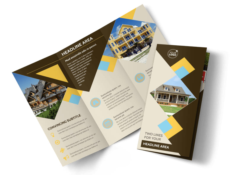 property brochure template - Bire1andwap