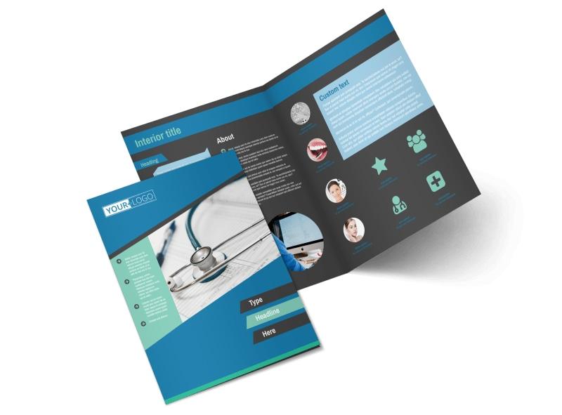 Medical Billing Brochure Template MyCreativeShop
