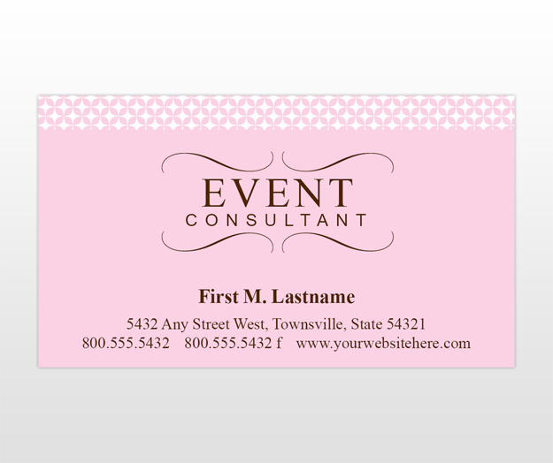 business cards Event Decorations Pinterest Business cards - event card template