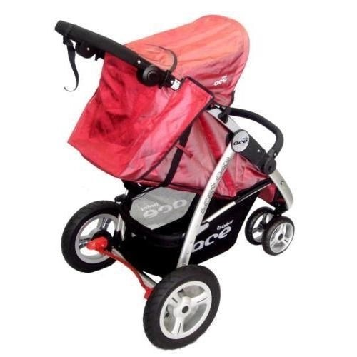 Jogging Stroller For Adults Baby Ace Adjustable Alloy Frame Jogger Stroller Red Buy