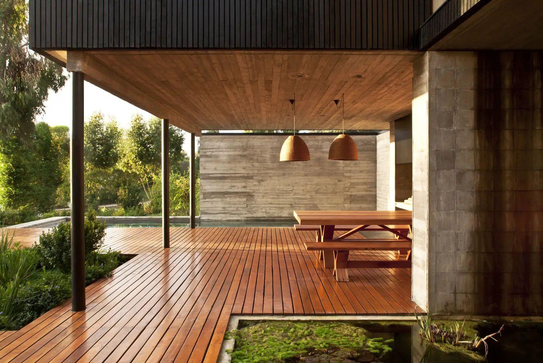 interior design wood home