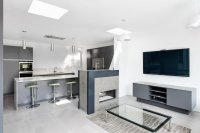 Modern 1 Elm Court by AR Design Studio