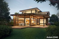 Prefab House Series By Dwell Partners And Turkel Design