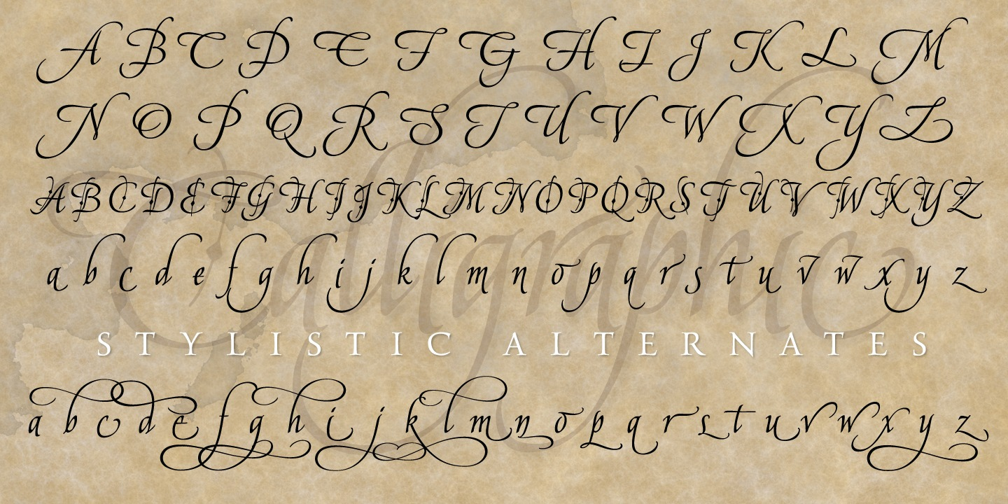 Copperplate Calligraphy Font Free Rob Leuschke Myfonts