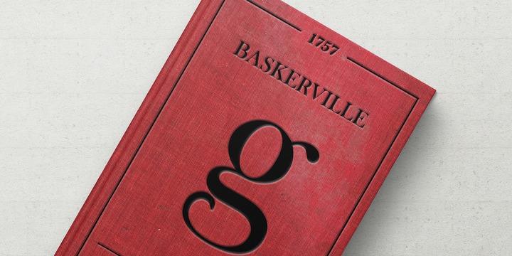 Baskerville Webfont  Desktop font MyFonts