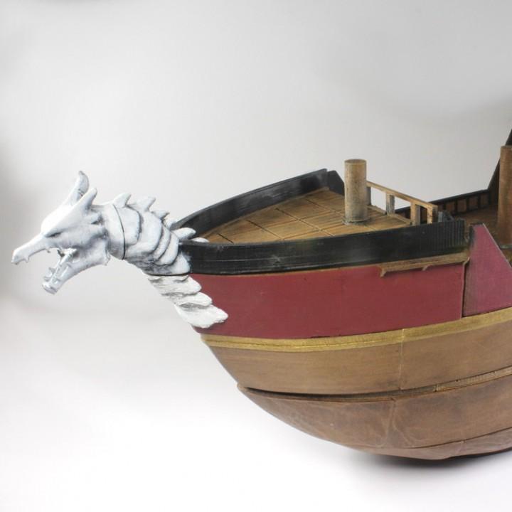 Printable Large Pirate Ship gracecollege