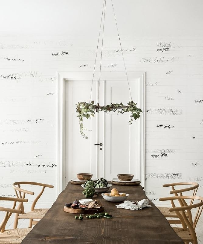 Complete Slaapkamer Ikea Winter Wilderness | Scandinaviansurface | Behangfabriek