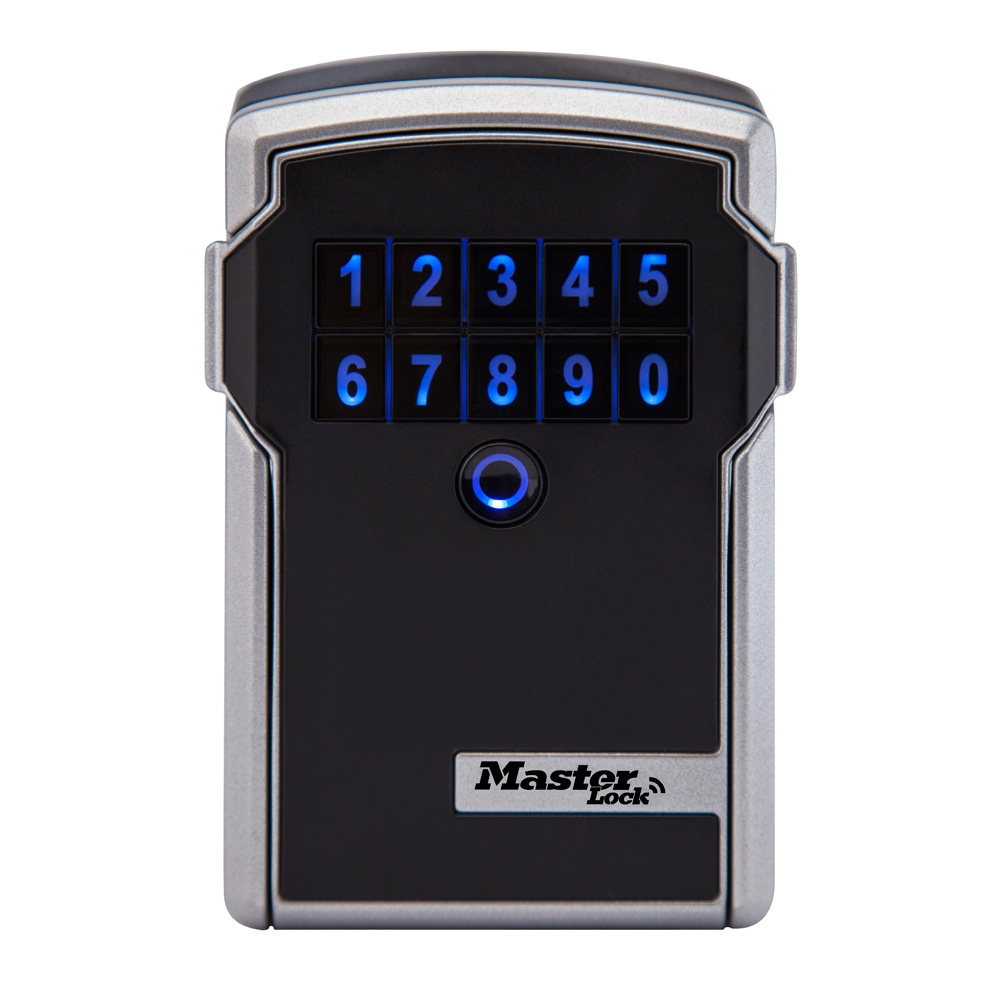 Box Bluetooth Master Lock 5441d Bluetooth Wall Mount Key Lock Box Craftmaster Hardware