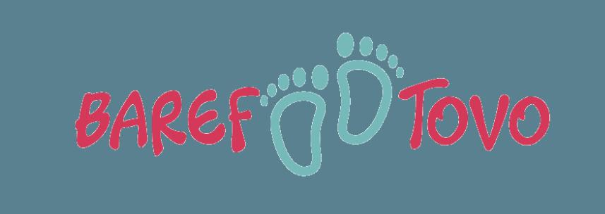 Baby Bare Shoes Io Acqua Top Stitch Barefootovosk