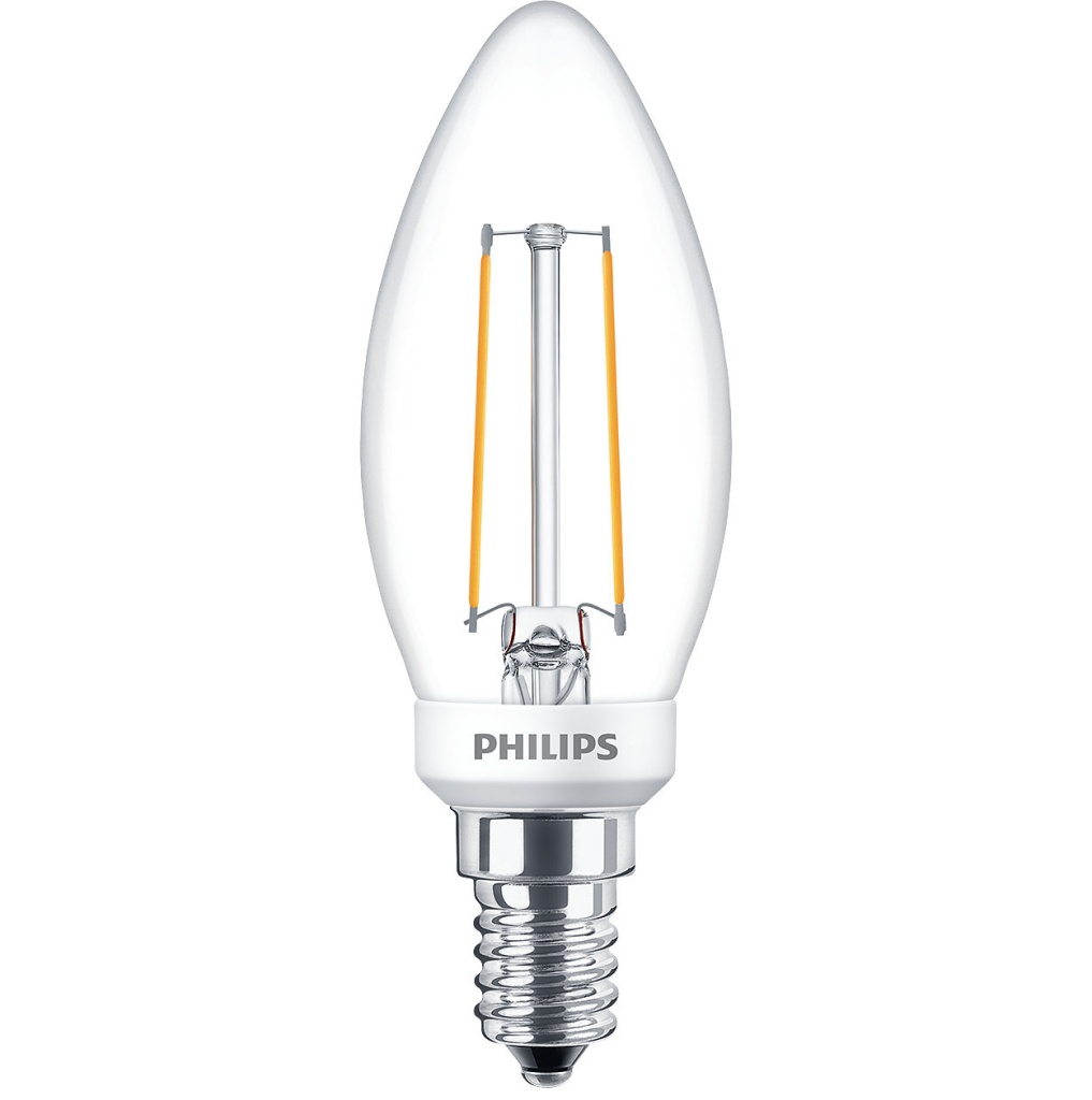 Design Dimbar Philips Led Filament E14 Oslagbara Priser Snygg Design