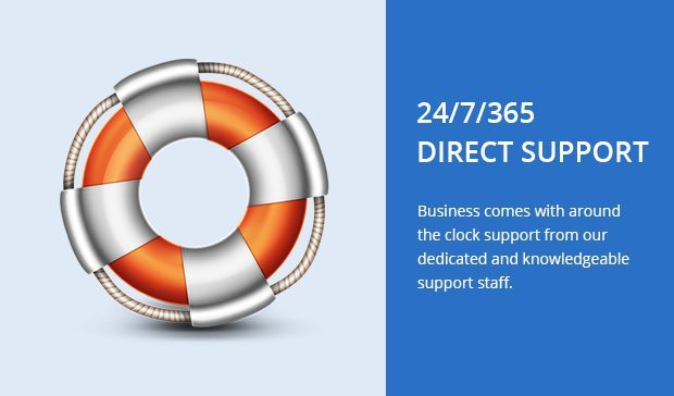 Shop Direkt 24 Business - Premium Wordpress Business Theme @ Mythemeshop