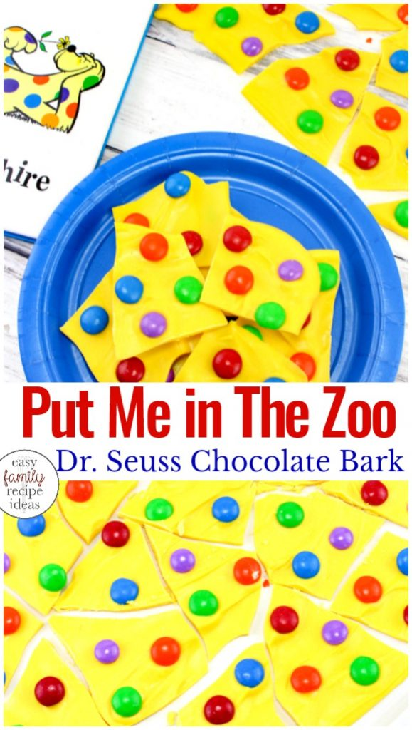 Put Me in the Zoo Craft for Preschoolers - Dr Seuss Paper Plate