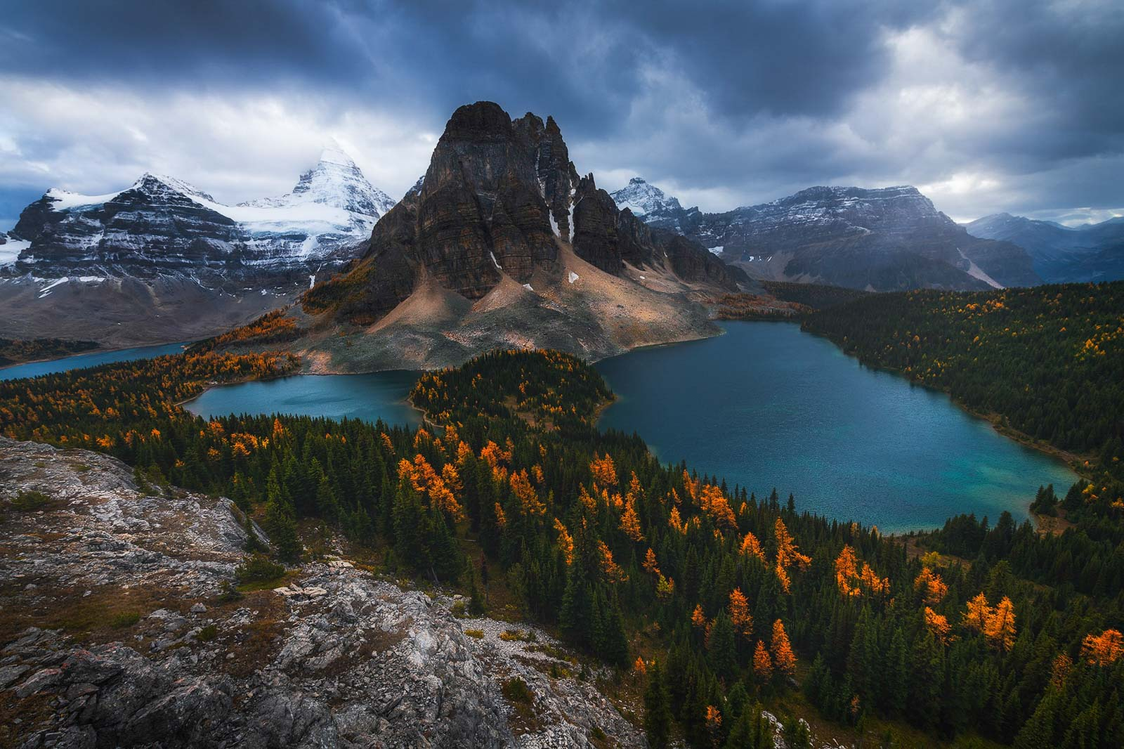 10 Best Landscape Photography Locations In The Canadian Rockies Nature Ttl