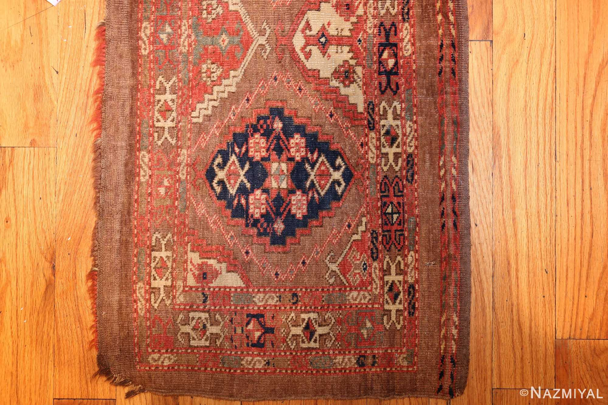 Asian Carpet Antique Central Asian Yamout Rug 46112