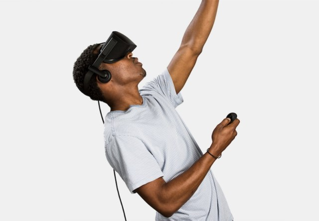 Oculus Boosts Rift VR Gear Availability