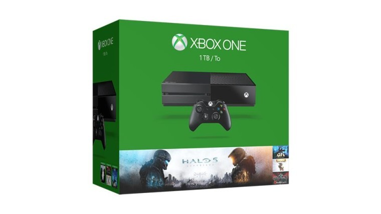 Microsoft\u0027s Xbox One spring bundle gets you four games and a 1TB