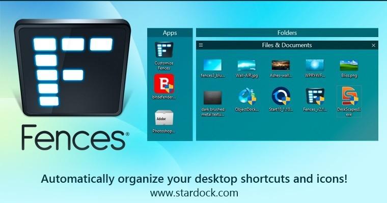 Stardock announces the release of popular desktop organization