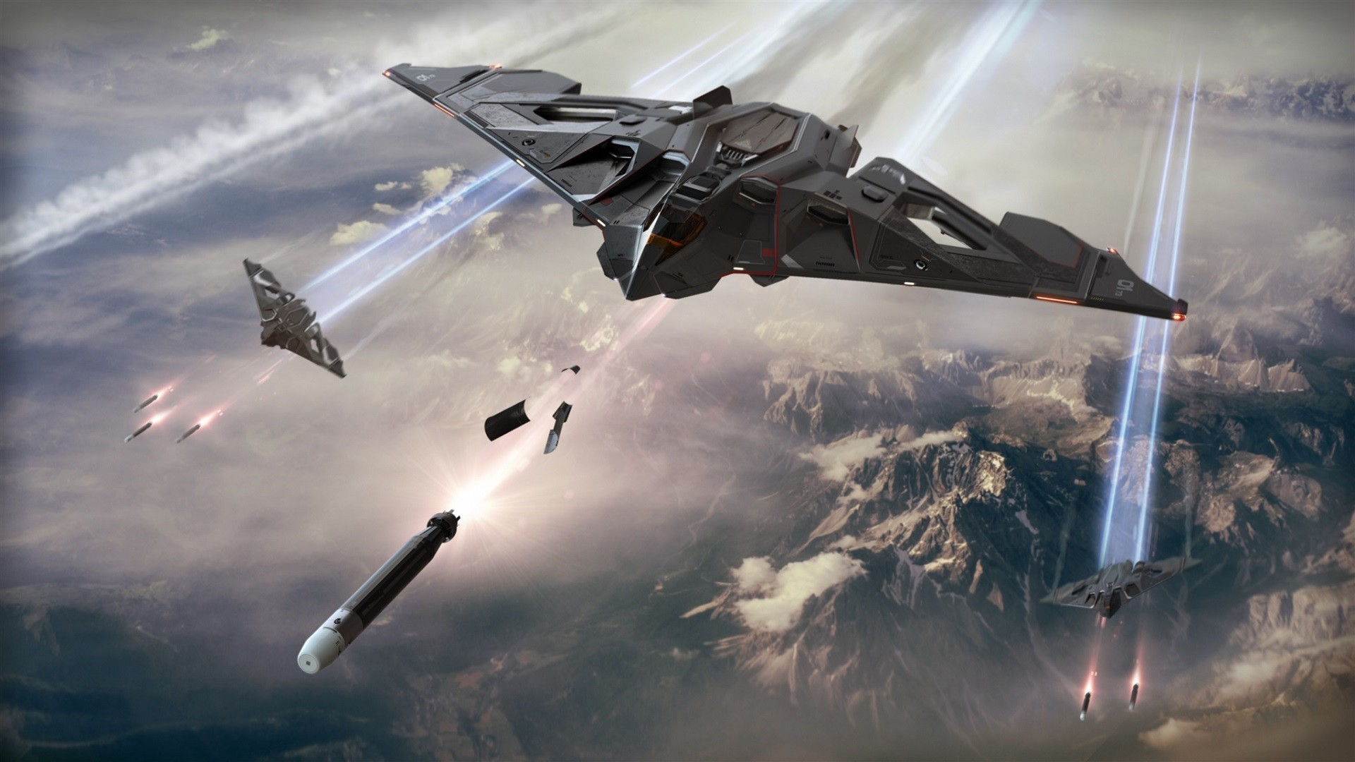 Gun Wallpaper 3d Crytek Sues Star Citizen Developer Cig Alleging Breach Of