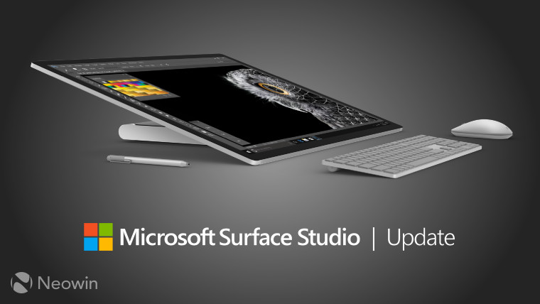 Surface Studio gets updated with Windows Mixed Reality support - Neowin - microsoft surface support number