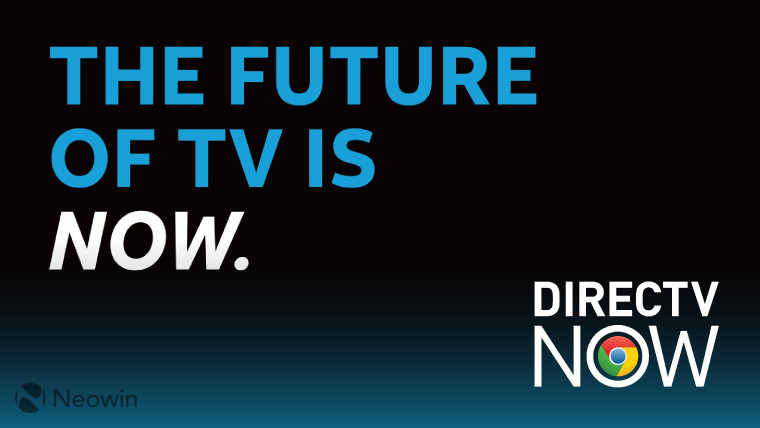 DirecTV Now to work \